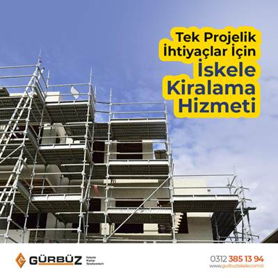 Ankara İskele Kiralama