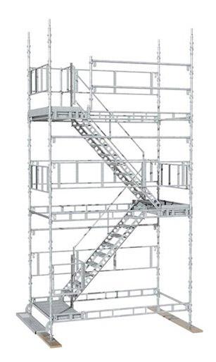 Merdiven Kulesi İskele