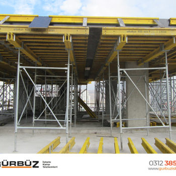 Table Type Formwork in Construction
